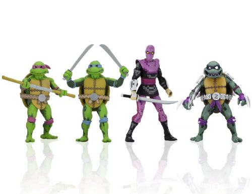 NECA TMNT: Turtles in Time - 7